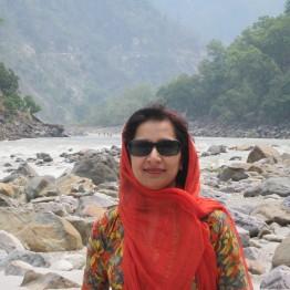 Dr Sabina Khan