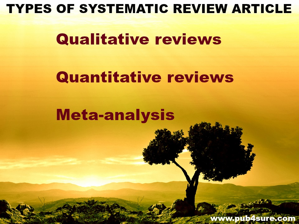 Systematic Review Article